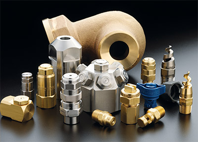 Wide variety of spray nozzle solutions