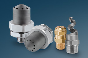 product grouping of gas conditioning nozzles